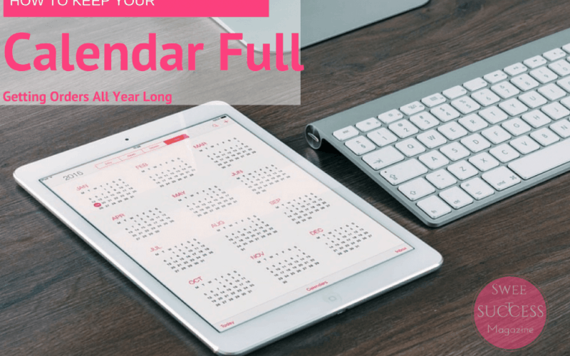 How to Keep Your Calendar Full Year Round