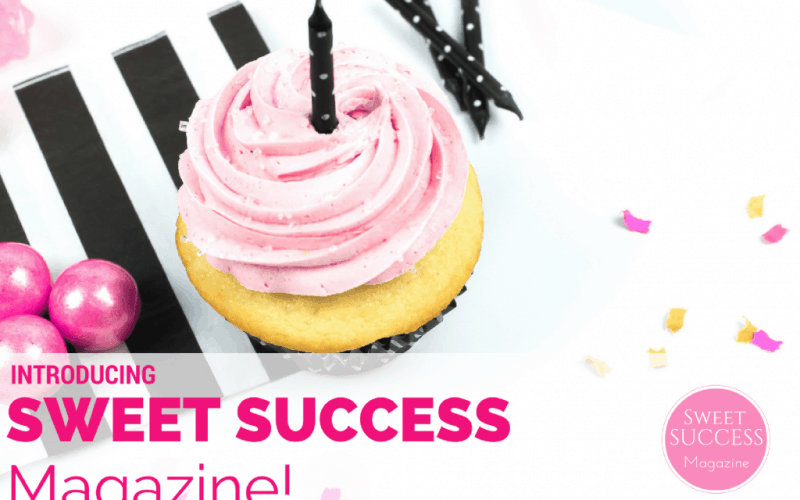 Welcome to Sweet Success Magazine!