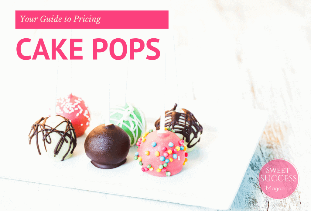 Colorful cake pops with sprinkles on a white serving platter
