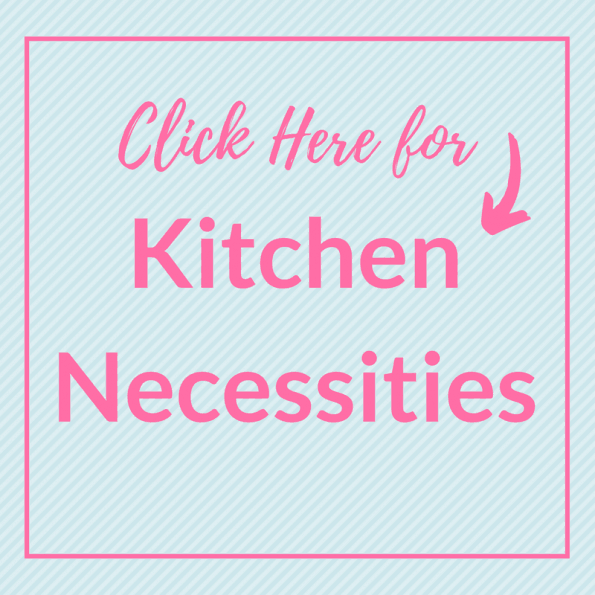 Click here for kitchen necessities | Sweet Success Magazine